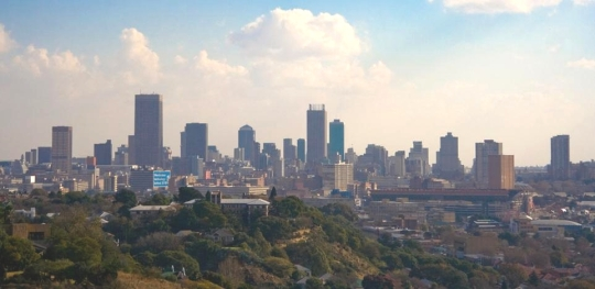 Johannesburg Skyline 01