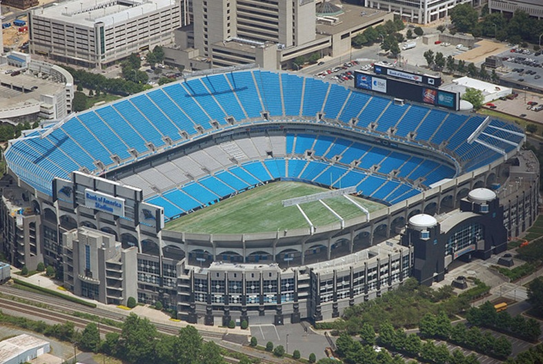 Used Cars Charlotte Nc >> NFL: Carolina Panthers unveil stadium renovations plan ...