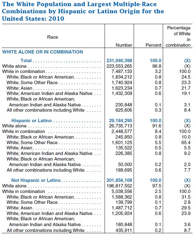 an understanding of hispanics and their stand on racial classification Us census bureau overview of race and hispanic ing racial and ethnic diversity ancestors before their arrival in the.