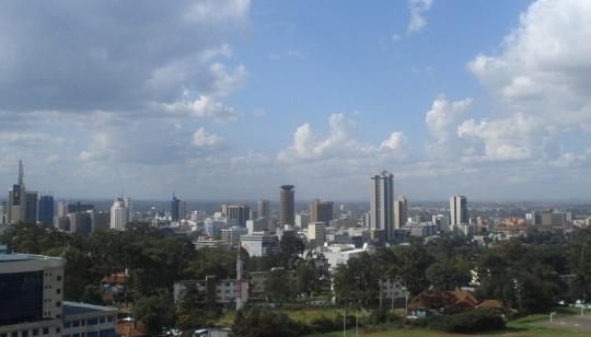 Nairobi Skyline 01