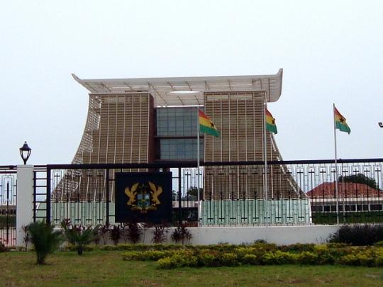 Accra Ghana Flagstaff House
