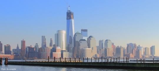 One World Trade Center- January 2013