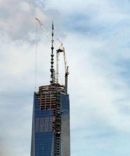 WTC Spire