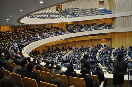 African Union Headquarters 04