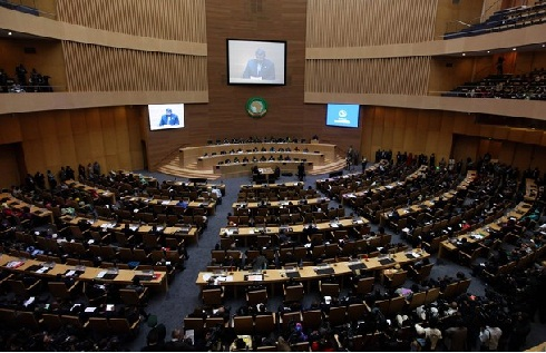 African Union Headquarters 06