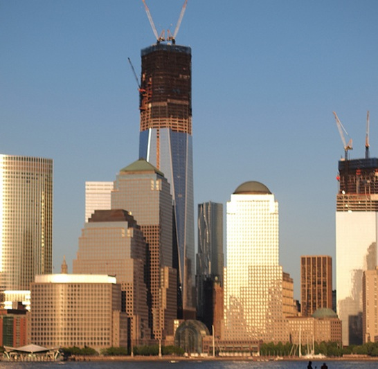What Does A City's Skyline Represent? One World Trade