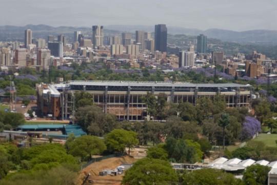 Pretoria-Tshwane