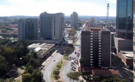 Harare Zimbabwe 02