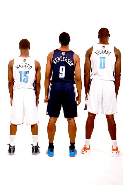 sports shoes 6a399 f7b9d NBA: Is Michael Jordan rebranding his Charlotte Bobcats to ...