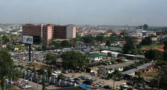 Port Harcourt View