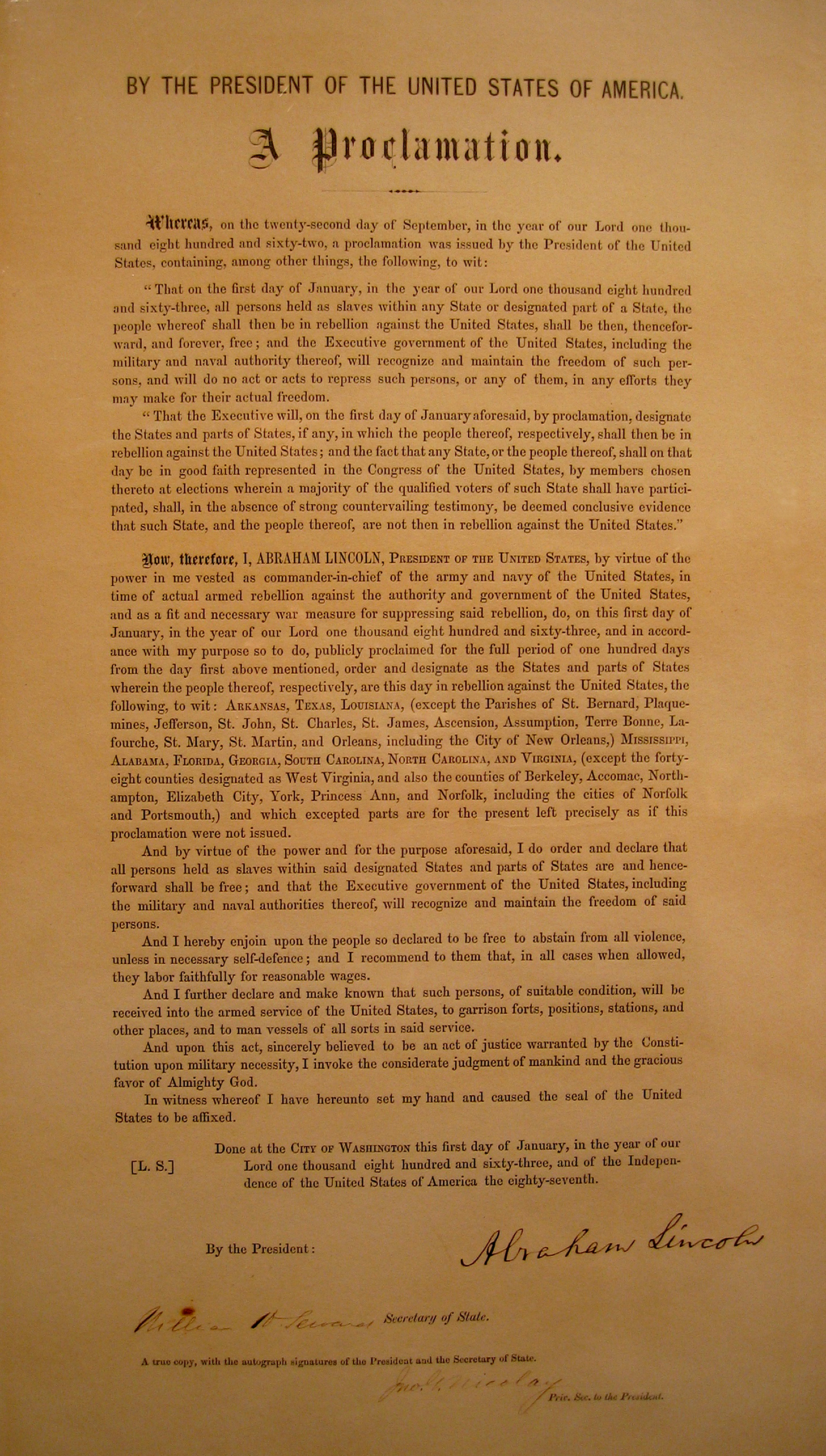 emancipation proclamation essay but not life after the emancipation proclamation the the african american lectionary