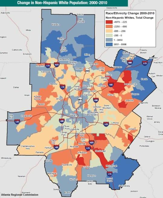 Metropolitan Atlanta To Vote On 72 Billion