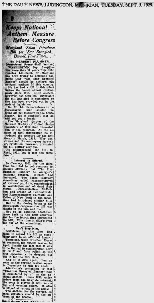 The Daily News Ludington MI Sept 3 1929