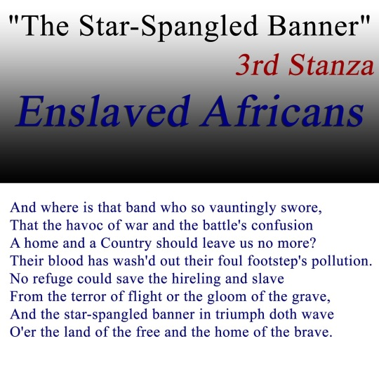 The Star-Spangled Banner 3rd