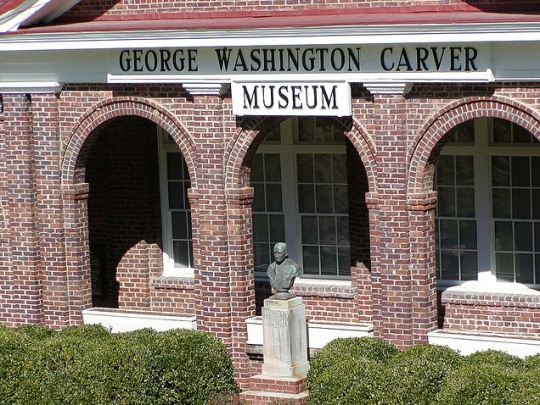Tuskegee University- George Washington Carver Museum