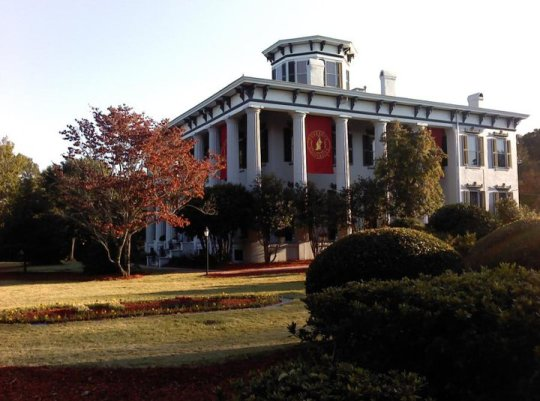 Tuskegee University President's House