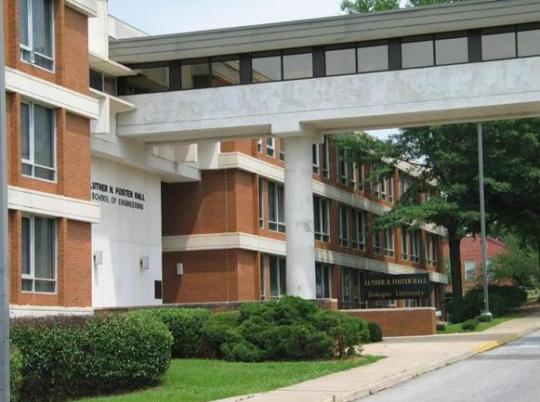 Tuskegee University: Luther H. Foster Hall College of Engineering