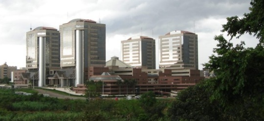 Abuja -Nigerian National Petroleum Corporation Headquarters