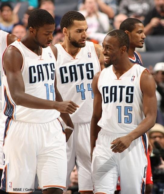 Charlotte Bobcats 2012
