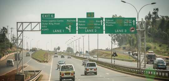Nairobi-Thika Super Highway