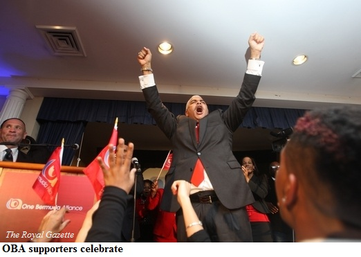 Bermuda Election Day