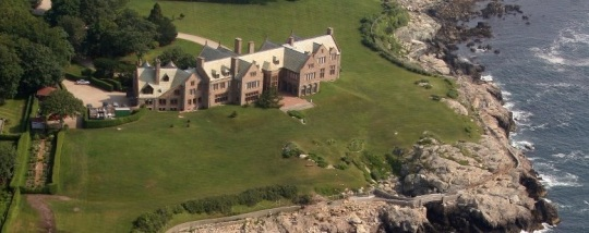 Doris Duke -Newport Rhode Island estate