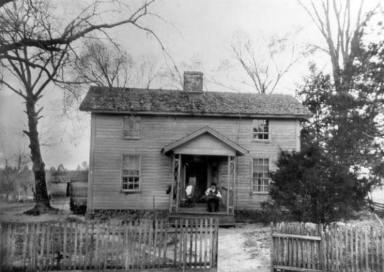 Duke Homestead -House of Washington Duke 1890