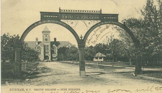 Duke University -Trinity College