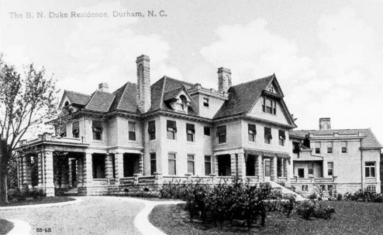 Four_Acres Duke_Mansion_-Durham, NC