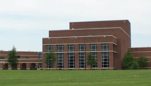 Elizabeth City State University Fine Arts Building