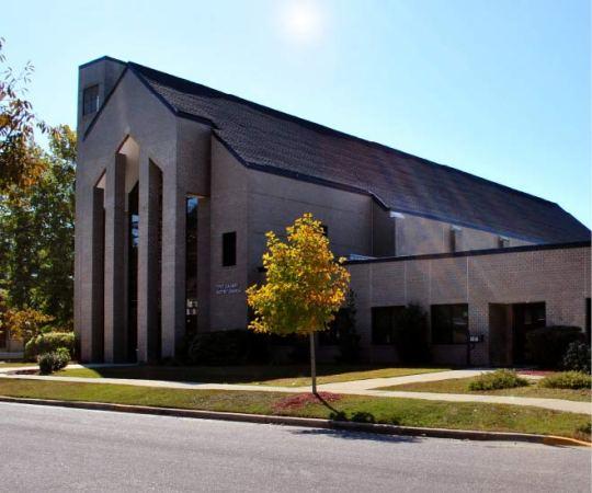 First Calvary Baptist Church Columbia SC