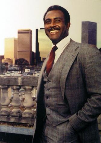 Harvey Gantt seen when Mayor of Charlotte