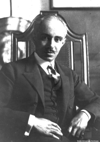 Julian Abele-Architect of Duke University