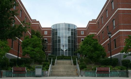 NCCU Tyronza Richmond Residence Hall