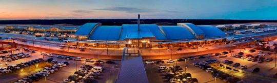 Raleigh Durham International Airport Terminal 2