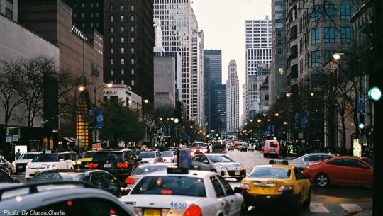 Rush Hour Chicago
