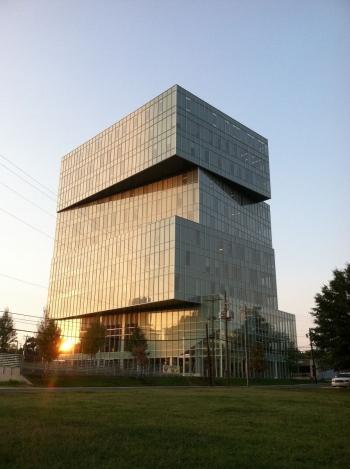 UNC Charlotte Center City Building