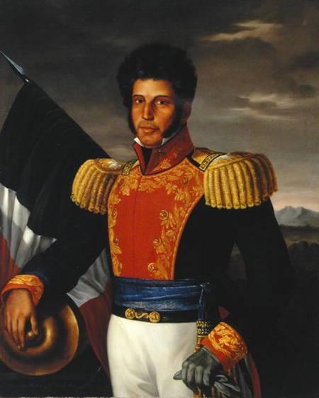 President Vicente Guerrero