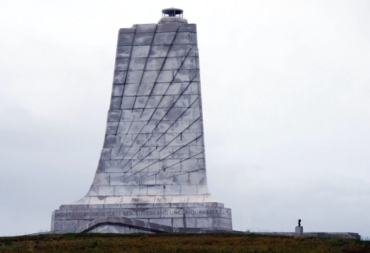 Wright Brothers National Memorial - Kill Devil Hills North Carolina