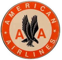 American Airlines Logo 1945