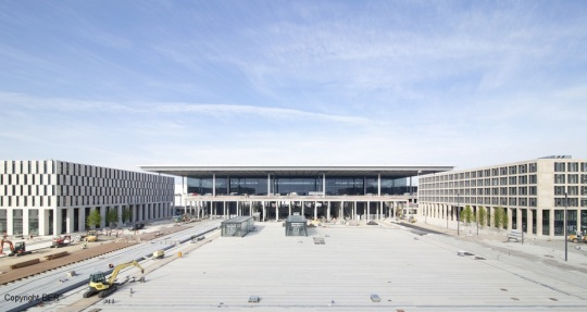 Berlin-Brandenburg Willy Brandt Airport
