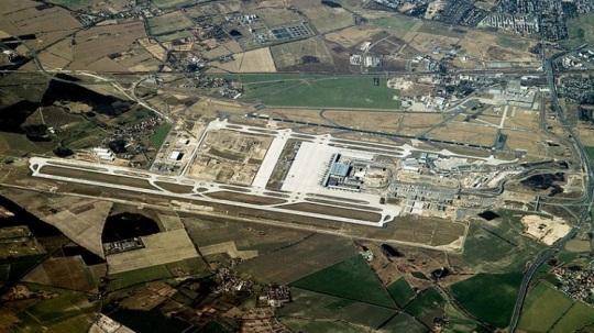 Berlin-Brandenburg Willy Brandt Airport 8