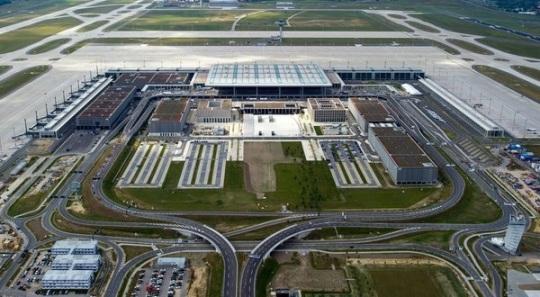 Berlin-Brandenburg Willy Brandt Airport