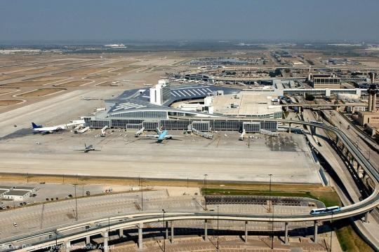 Dallas Fort Worth Terminal D