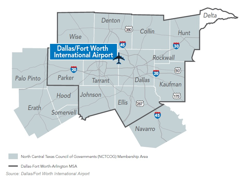 Dallas-Fort Worth International Airport\'s $2.3 billion renovation ...