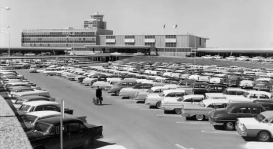 Dallas Love Field 1958