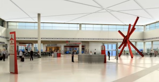 Dallas Love Field renovation