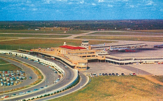 Greater Southwest International Airport