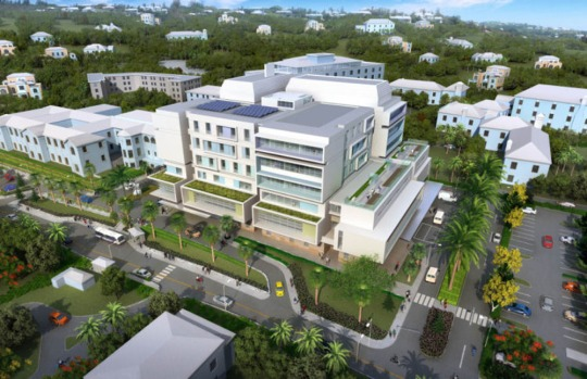 King Edward VII Memorial Hospital expansion