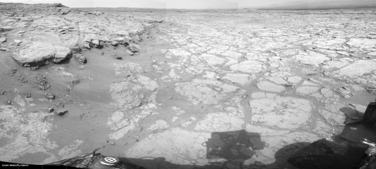 NASA Mars Curiosity Yellowknife Bay